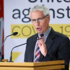 All of Government Controller John Ombler. Photo: Getty