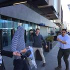 Sam Brittenden refused to comment as he left Christchurch District Court this morning. He will...