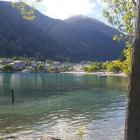 Earlier this month people were told to avoid swimming in Lake Wakatipu.due to high E. coli...