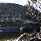The Manapouri power station in Fiordland was a contentious issue as it was being built. PHOTO:...
