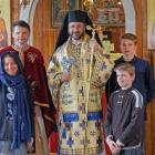 His Eminence, Metropolitan Basilios of the Antiochian Orthodox Church in Sydney, Australia,...