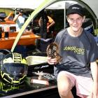 POTENTIAL: Jacob Knoef, 14, has been crowned New Zealand junior powerboat champion.