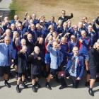 KINDNESS: St Thomas of Canterbury raised the most money in the country to support  Leukaemia and...