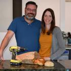 Beam Me Up Bagels co-owners Chris and Ellen MacGregor are preparing to open another shop in...
