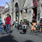 The festival has become an annual event each Otago anniversary weekend. Photo: ODT
