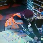 The man entered the NPD petrol station and demanded money. Photo: NZ Police