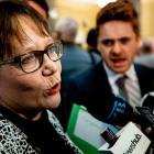 NZ First MP Tracey Martin. Photo: RNZ (file)