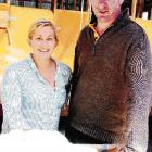 Essential business . . . North Otago farmers Jo and Ross Hay believe the feeling of pride in...