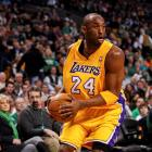 Kobe Bryant died in a helicopter crash in January with his daughter. Photo: Reuters