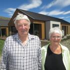 Former Shotover Jet owners Trevor and Heather Gamble. Photo: Mountain Scene