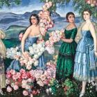 Flores Mexicanas, by Alfredo Ramos Martinez.