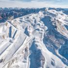 Cardrona Alpine Ski Resort on Wednesday. Photo: Cardrona Alpine Resort.