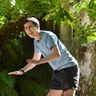 Survivor fan Oscar Sergel-Stringer, who has dreamed up Carrington College's version of the...