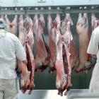 New safety standards have been put in place for the meat processing industry. PHOTO: ODT FILES