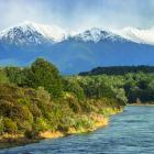 Waiau River at Rainbow Reach. Photo Supplied