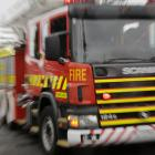 Crews were called to three fires in Southland this afternoon. Photo: ODT files