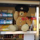 Lieutenant Bigted: Find, and give Lt Bigted a salute at the local Waikuku Beach General Store and...