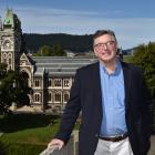 Kurt Krause is a Professor of Biochemistry at the University of Otago. PHOTO: Gregor Richardson