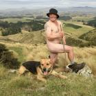 """East Otago farmer Archie Kennedy has been posting """"tasteful"""" daily pictures on his Facebook site..."""
