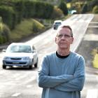Paul Gouverneur, of Waldronville, Dunedin, said the traffic on Brighton Rd had resembled that of...