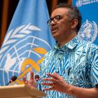 WHO Director General Tedros Adhanom Ghebreyesus. Photo: Reuters