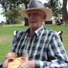 Sumner resident Dave Iggo turns 100 on Sunday. He is one of the last World War 2 Spitfire pilots...