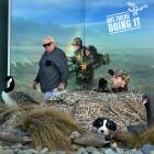 Leaving the Dunedin Hunting and Fishing store, Ian Reeves is intrigued to find Mason Court trying...