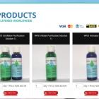 The ingredients used to make chlorine dioxide, or Miracle Mineral Supplement, as sold on Roger...