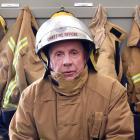 Pressure on ... Weston Volunteer Fire Brigade Chief Fire Officer Bevan Koppert hopes an...