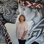 Nga Kete Matauranga Pounamu Trust founder Tracey Wright-Tawha. PHOTO: PETRINA WRIGHT