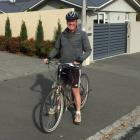 Ashburton grandfather Tony Todd is cycling 73km on his 73rd birthday to raise money for his local...