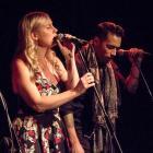 Laura Coates and Matt Joe Gow. PHOTO: SUPPLIED