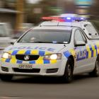 Police pursuits have not decreased in Canterbury in spite of the lockdown. Photo: Geoff Sloan