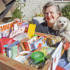 Vicki-Anne Parker shares a birthday with her dog Chloe, and is regularly accompanied by the pooch...