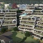 City Hall's recommended consent for Coherent Hotel Ltd's whopping hotel, proposed for Fernhill,...