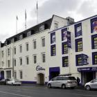 The Cadbury building on Cumberland St. Photo: ODT