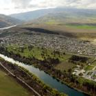 An aerial view of Clyde. Photo: ODT files