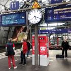 Berlin's main train station. Many restrictions for EU and Schengen visitors will ease on Monday,...