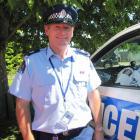 The new Central Otago sub-area supervisor, Senior Sergeant Clint Wright, settles into his new job...