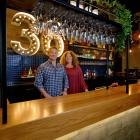 Publican David ''Murdoch'' Miskimmin and partner Leonie Adam are excited to finally open the...