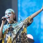 Benee at St Jerome's Laneway Festival in Brisbane on February 1. Photo: Getty Images