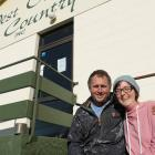 Kelso bowel cancer sufferer Leeana McKenzie and husband Carl are stunned by the generosity of the...