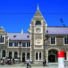 Christchurch Arts Centre. Photo: Geoff Sloan