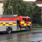 Fire crews have been called out to the chemical incident. Photo: NZ Herald