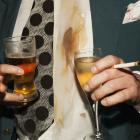 Drunken behaviour kept Dunedin police busy on the weekend. Photo: Getty Images/File