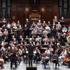 The Dunedin Symphony Orchestra. Photo: ODT files