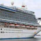 The Ruby Princess cruise ship. Photo: Getty Images