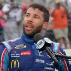 Bubba Wallace. Photo: Getty Images
