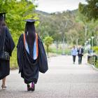About 10% of university students in Australia are from China. Photo: Getty