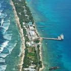 Low-lying islands, including Tuvalu, are judged to be at greatest risk from increasingly powerful...